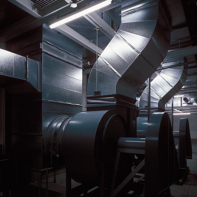新鍛造工場32-排気ファン