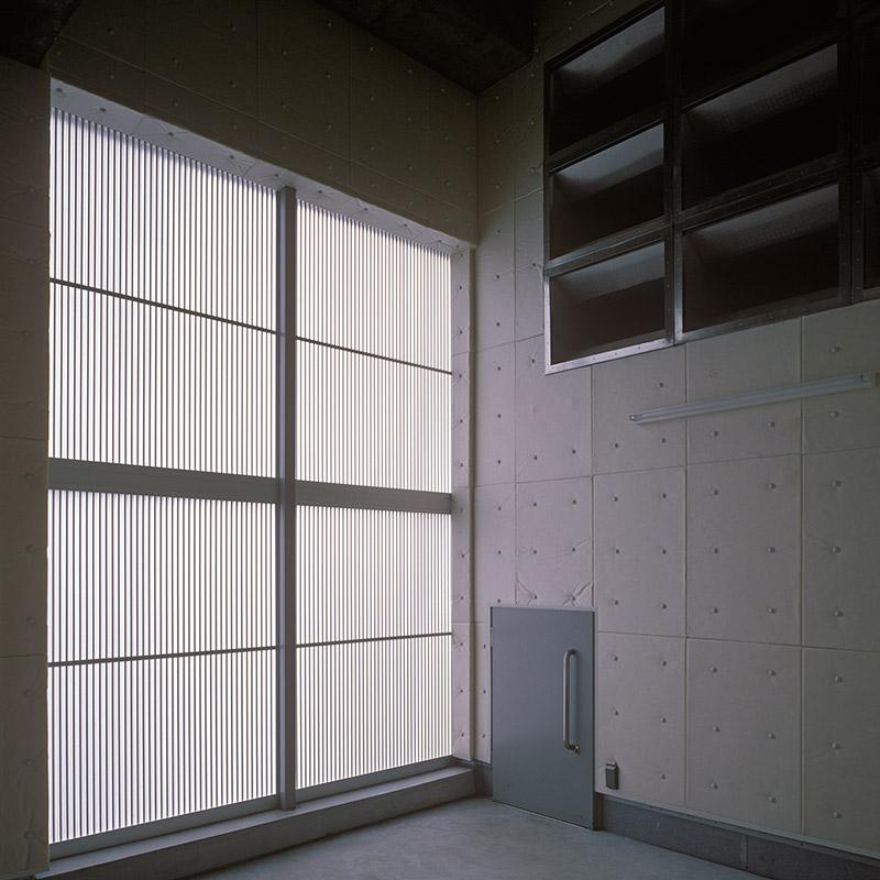 新鍛造工場34-排気ガラリ室
