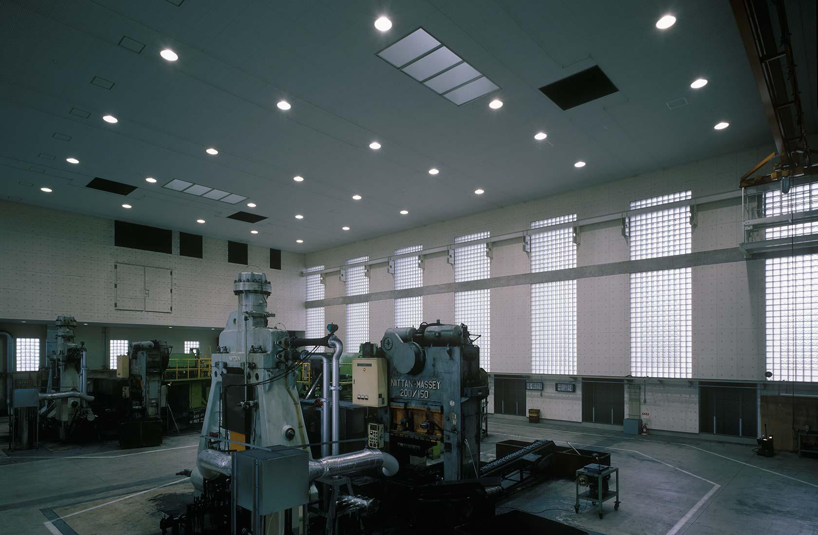 新鍛造工場5-工場内部