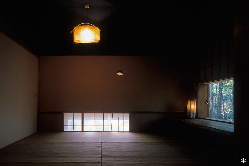 U邸別荘14-内観