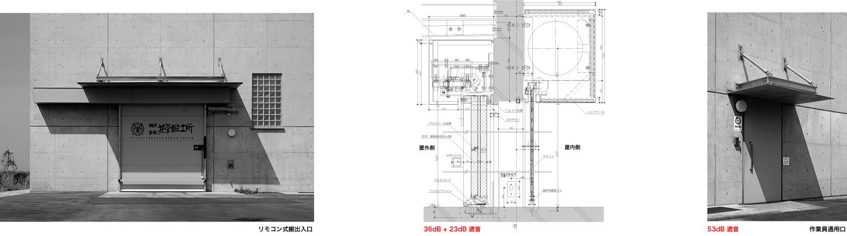 新鍛造工場39-シャッター