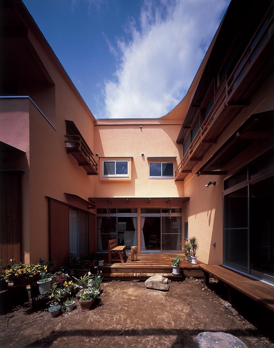 横浜M邸3-南の庭