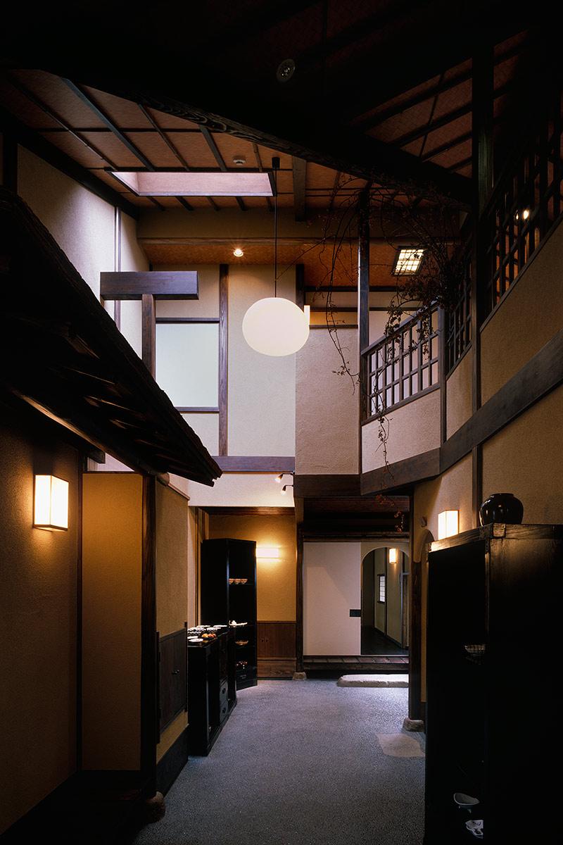 うさぎ屋2-エントランスホール