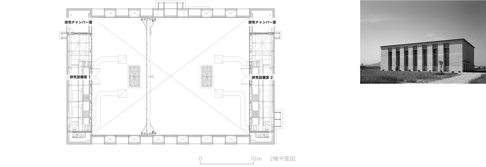 新鍛造工場6-2階平面図