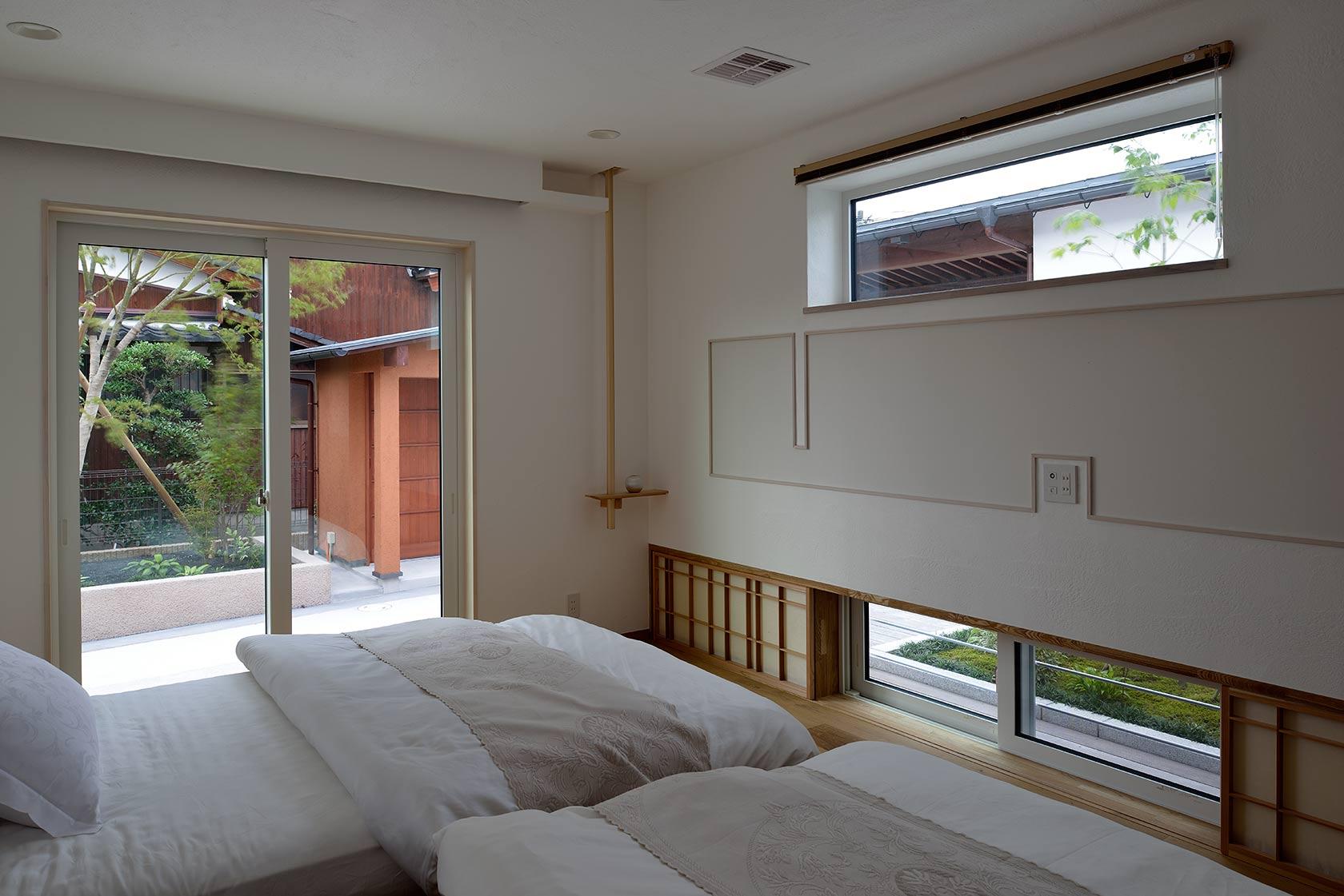 吉野ヶ里の家21-寝室