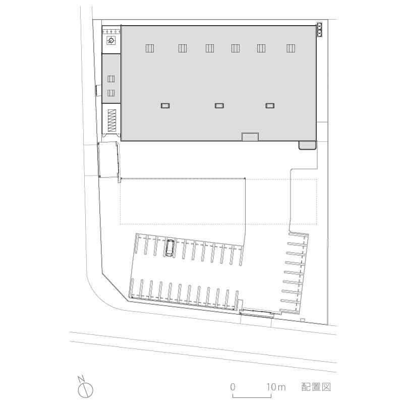 テラダイ3-配置図