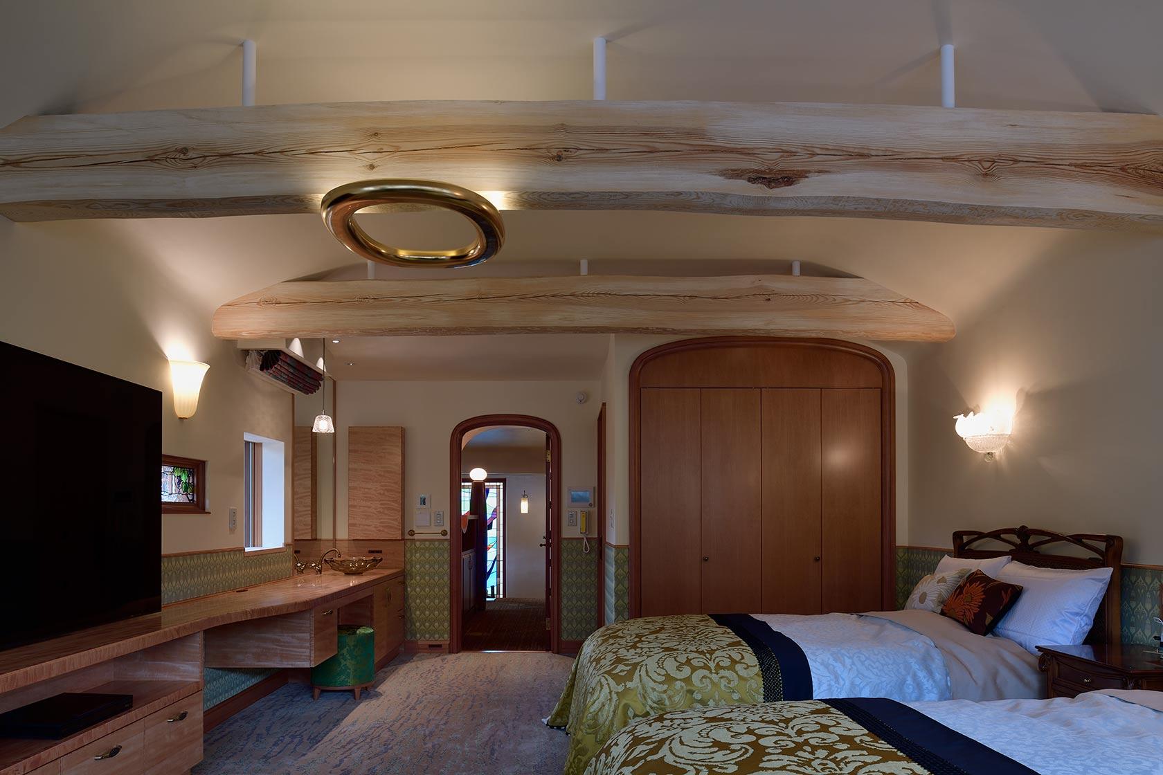 A邸34-寝室