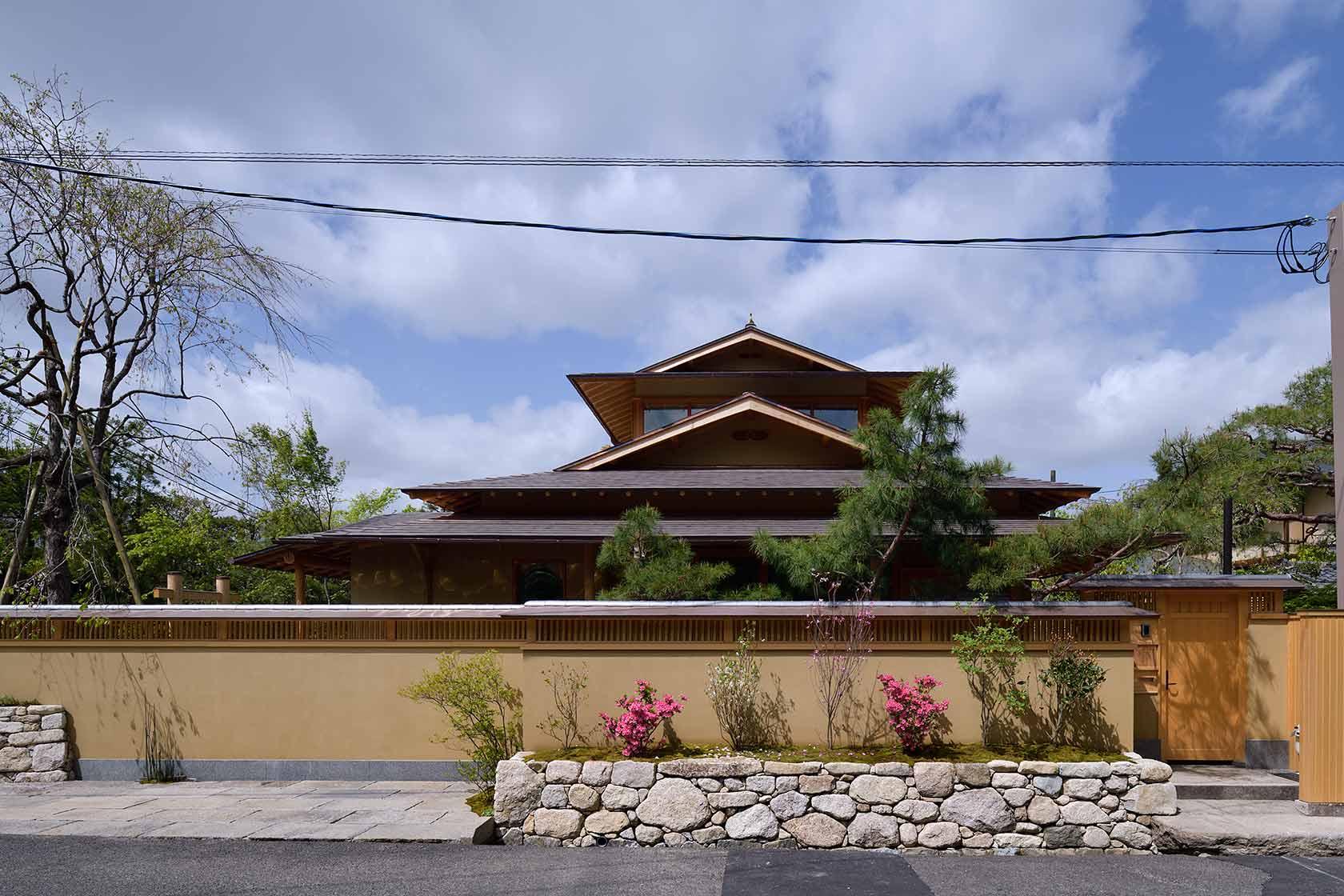 A邸2-東側外観
