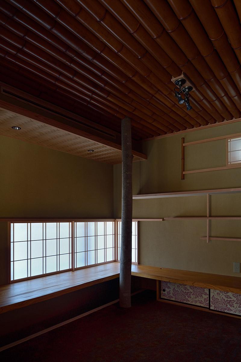 A邸26-約4.5畳の書斎