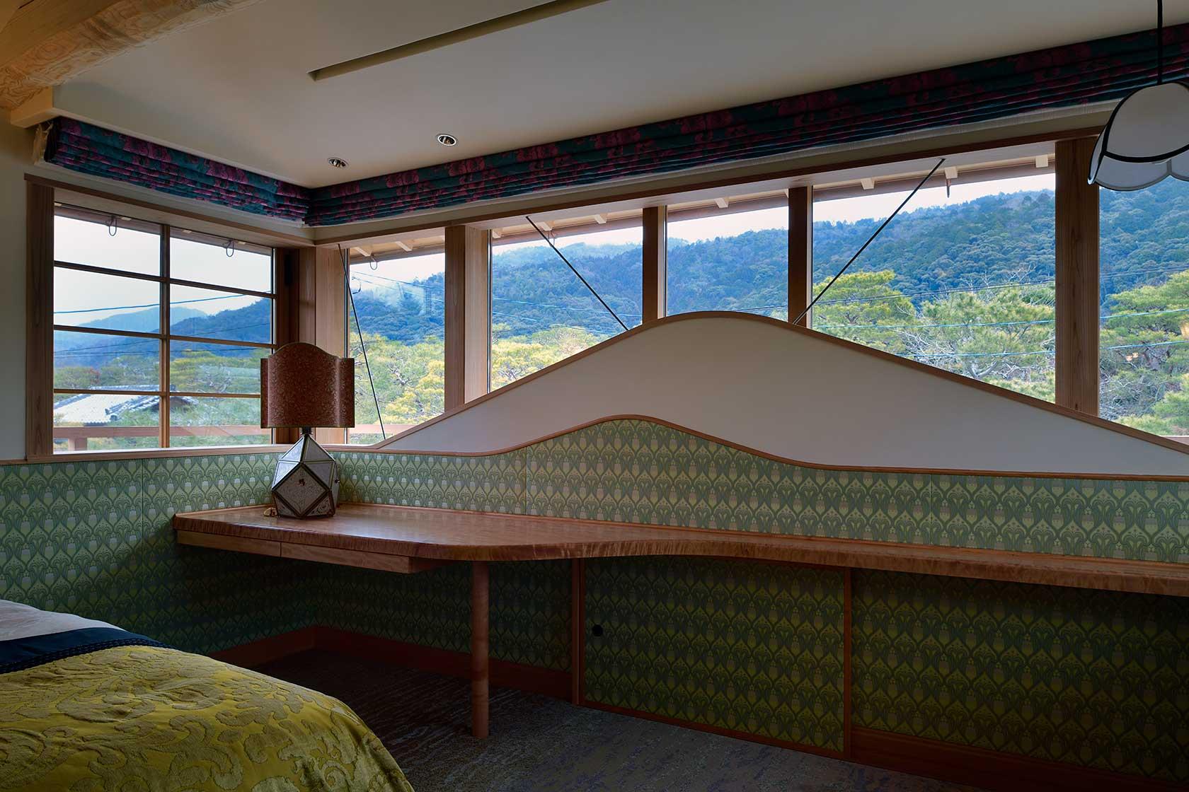 A邸33-寝室東面