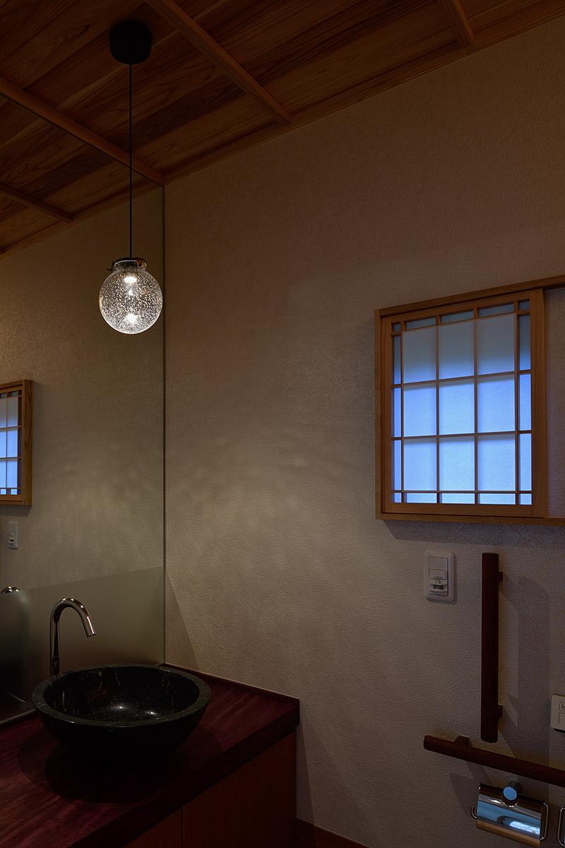 神奈川K邸25-2階WC