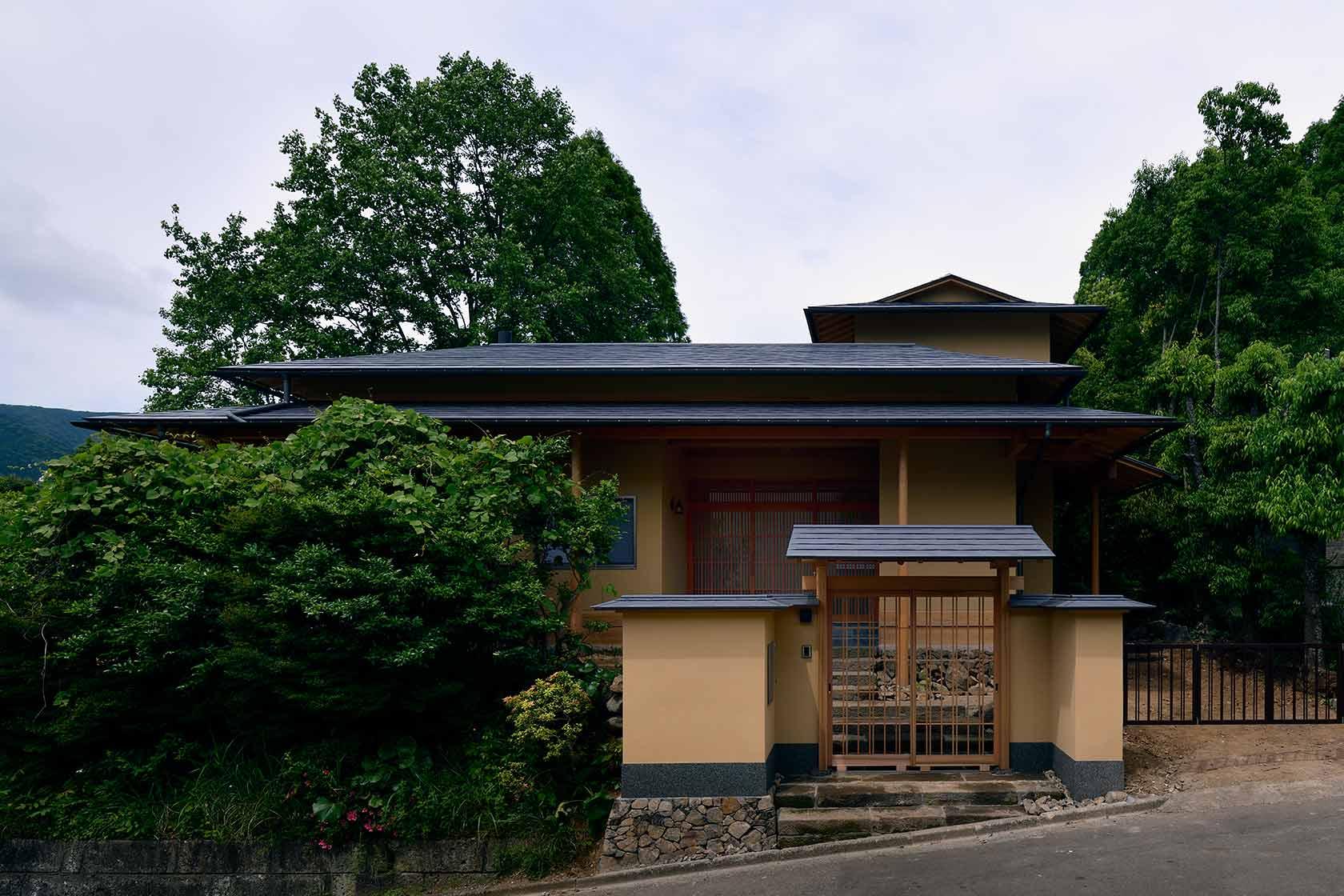 神奈川K邸4-東面外観