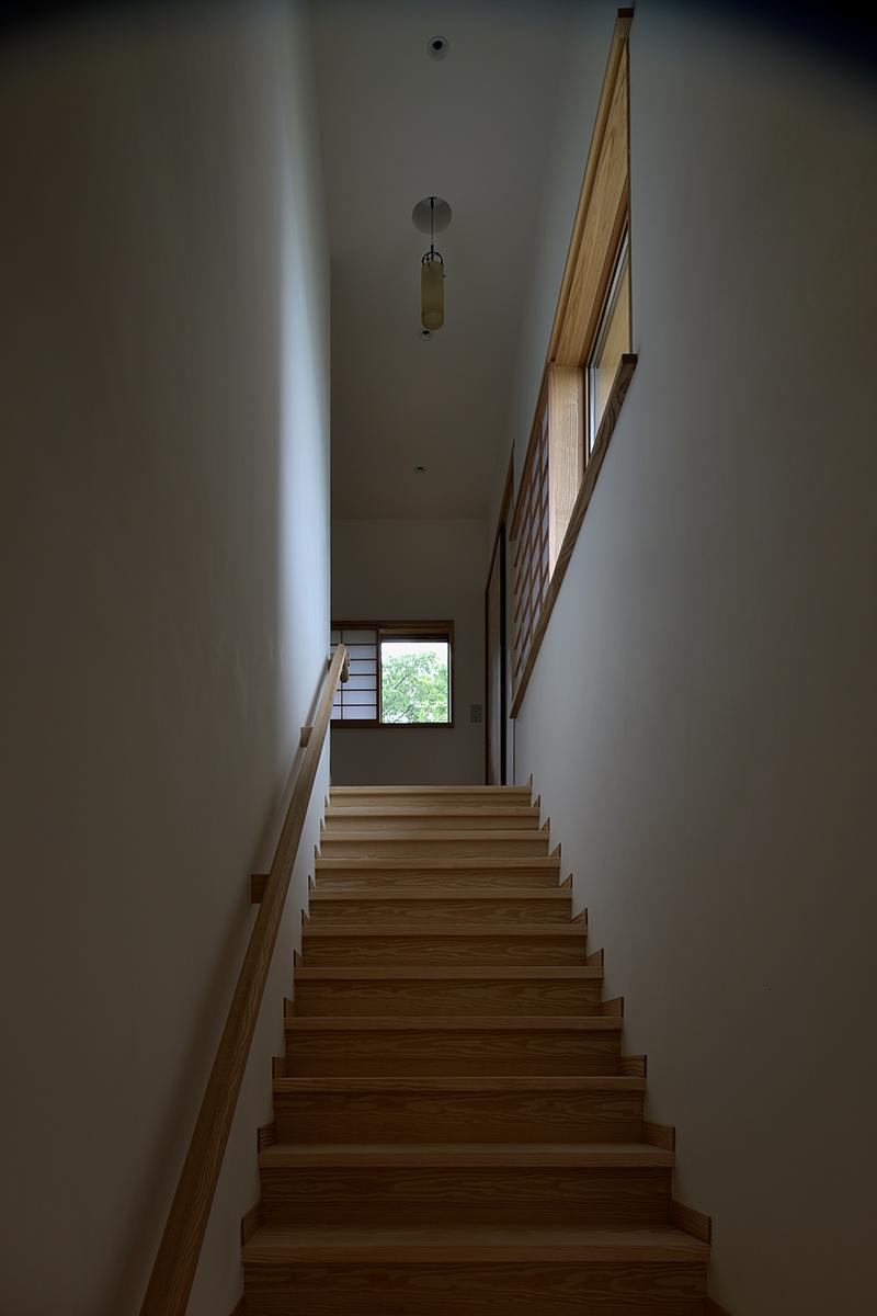 神奈川K邸22-階段