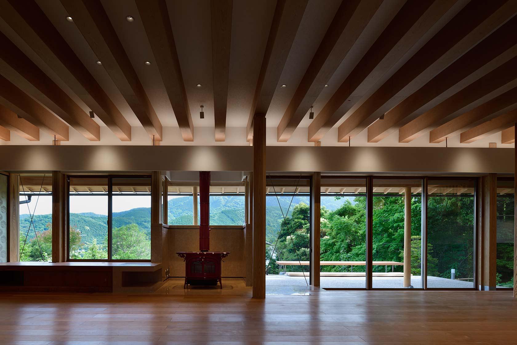 神奈川K邸18-リビング、ダイニング