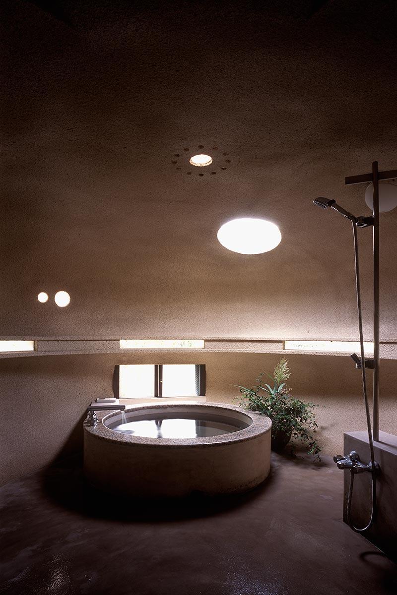 静岡H邸6-浴室内観