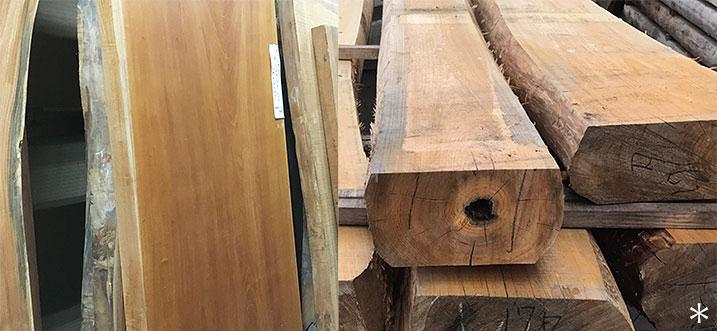 神奈川K邸32-木材