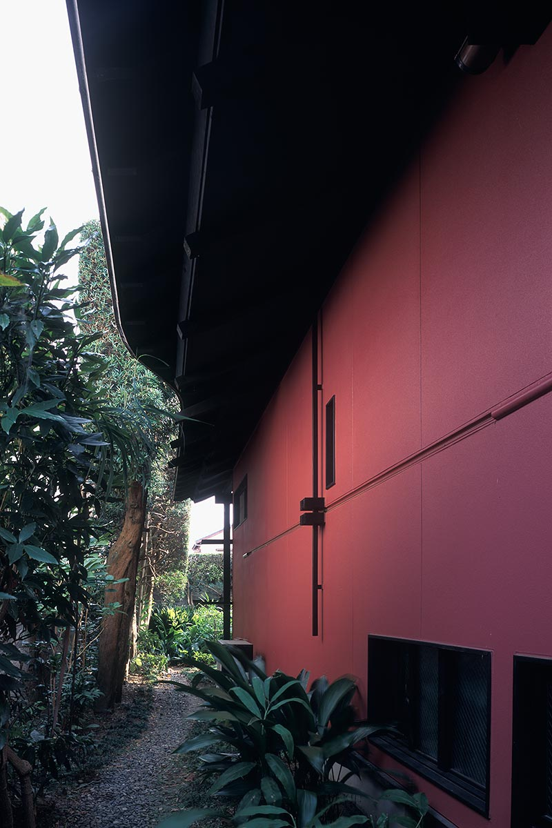 静岡H邸12-東面外観