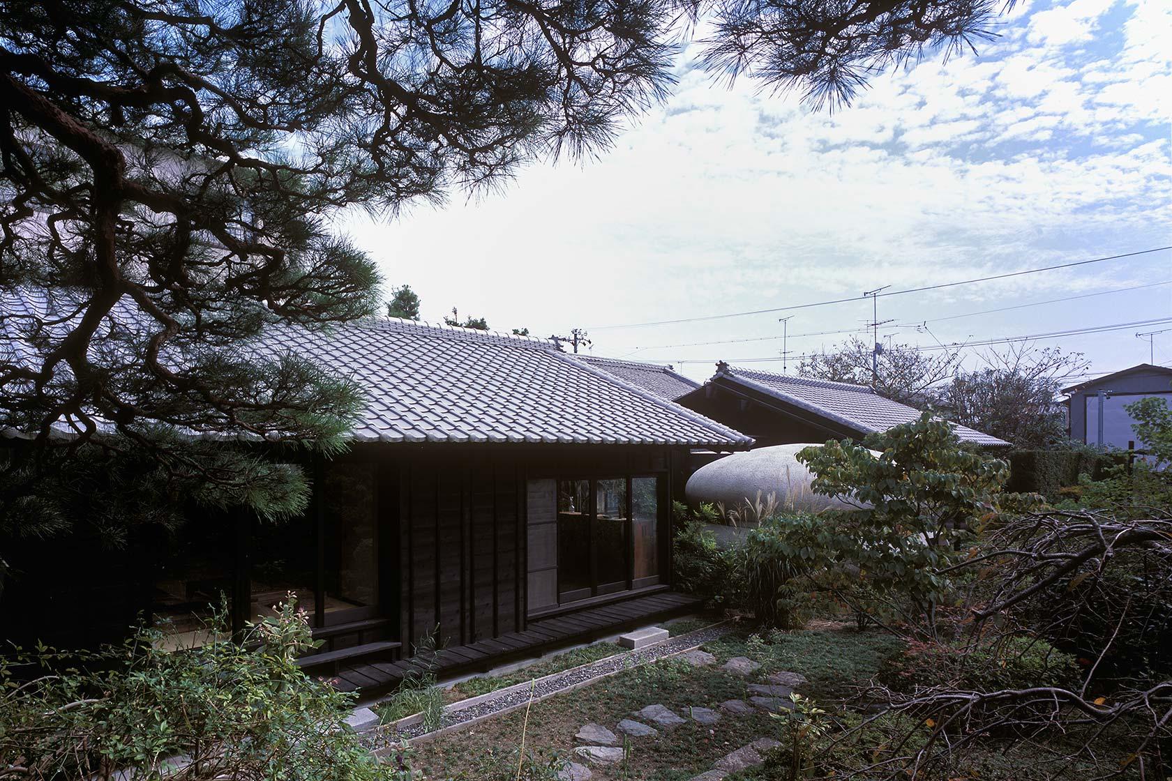 静岡H邸2-西面外観