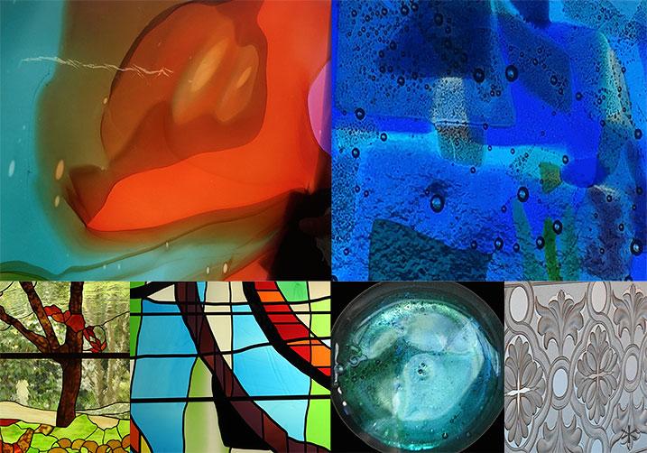 A邸38-様々なガラスの表情